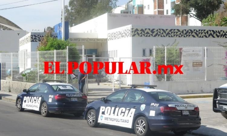 En menos de 15 días se registran tres robos al Centro de Salud Urbano Zaragoza Insurgentes, ubicado en inmediaciones del