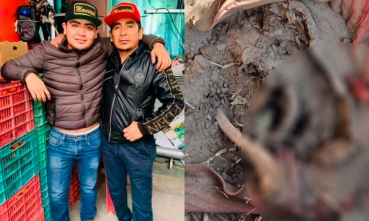 Eran empresarios de jitomate los dos cadáveres semienterrados en Huixcolotla
