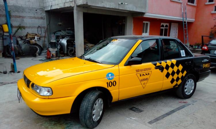 Asaltan a taxista en Villa Posadas