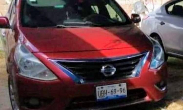 De nueva cuenta atracan a conductor de DiDi y le roban unidad