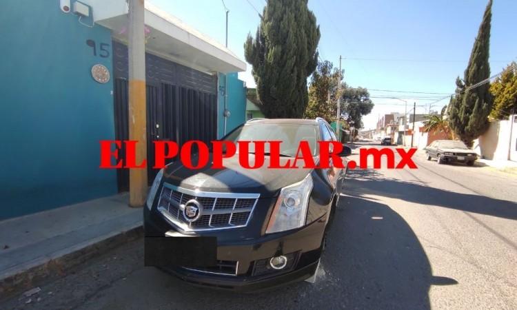 Roban autopartes de cuatro vehículos en dos horas en la colonia Del Valle, al norte de la ciudad de Puebla