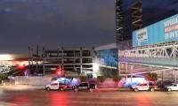 Derrumbe en Atlixcáyotl provoca muerte de dos albañiles