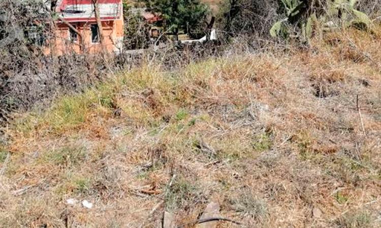 Descubren cuerpo calcinado en Xochipilco