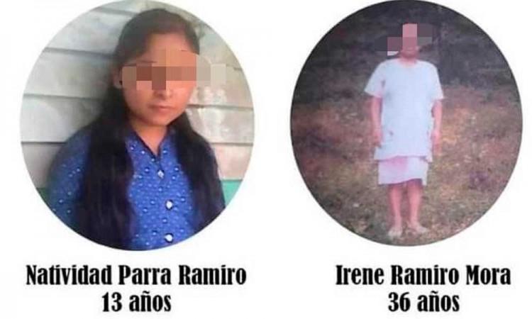 Hallan muerta a madre e hija desaparecidas en Zacapoaxtla, sería feminicidio