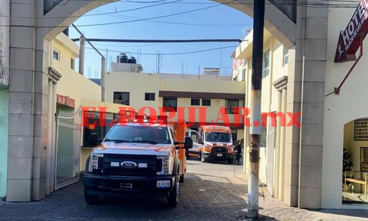 Muere niña en hotel de Hueyotlipan presuntamente por intoxicación