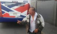 Presunto asaltante de taxis termina golpeado en Las Hadas