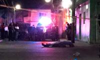 Asesinan a hombre en barrio de Izúcar