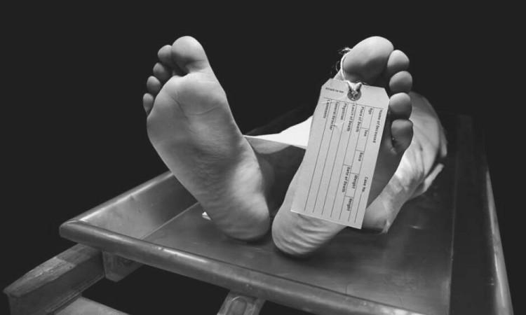 Las diligencias del levantamiento del cadáver las realizó el personal de la Fiscalía General del Estado.