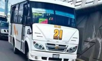 Pareja asalta Ruta 21 por tianguis Los Lavaderos, en Puebla