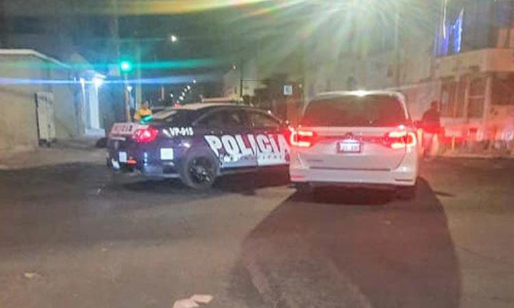 Segundo choque del día entre patrulla de la SSC y auto particular