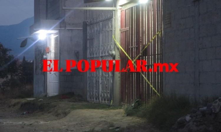 Asesinan a hombre y hieren de bala a otro en Amozoc