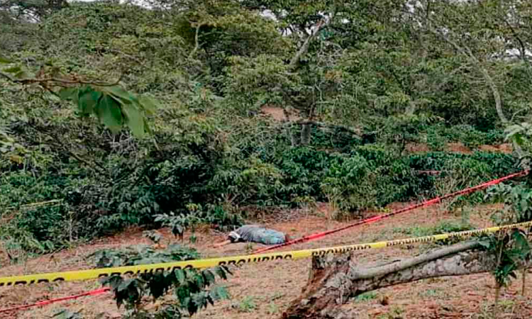 Hallan cuerpo de encargado de rancho en Jalpan, fue torturado