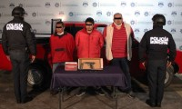 Aseguran a tres hombres por portación ilegal de arma de fuego