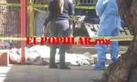 Mujer en situación de calle fallece frente a iglesia de la Unidad Guadalupe