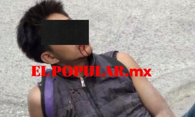 Dos presuntos ladrones fueron detenidos y golpeados por vecinos en Cuautlancingo