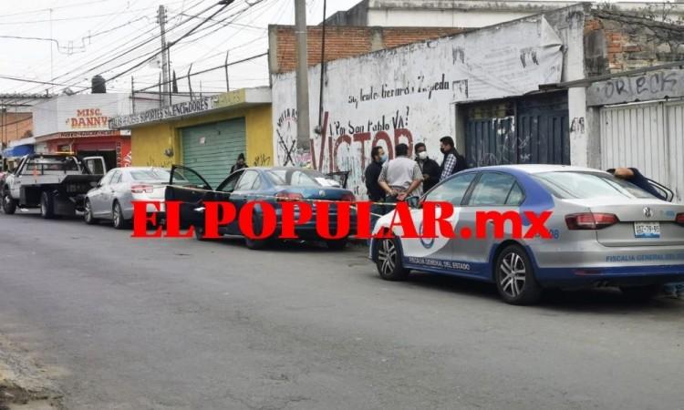 Aseguran vehículo relacionado al feminicidio del motel Jacarandas