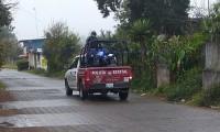 Golpean y desarman a elementos estatales en Huauchinango
