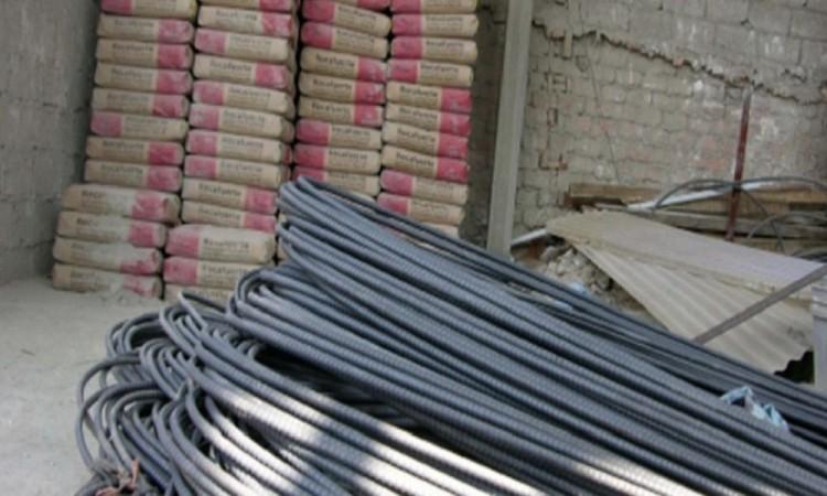 Roban material para construcción valuado en 25 mil pesos en Puebla