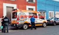 Balean a hombre en Ciudad Serdán y 10 horas después lo llevan a hospital en la capital poblana