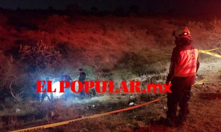 Hallan cadáver decapitado y calcinado en la junta auxiliar de San Pedro Zacachimalpa