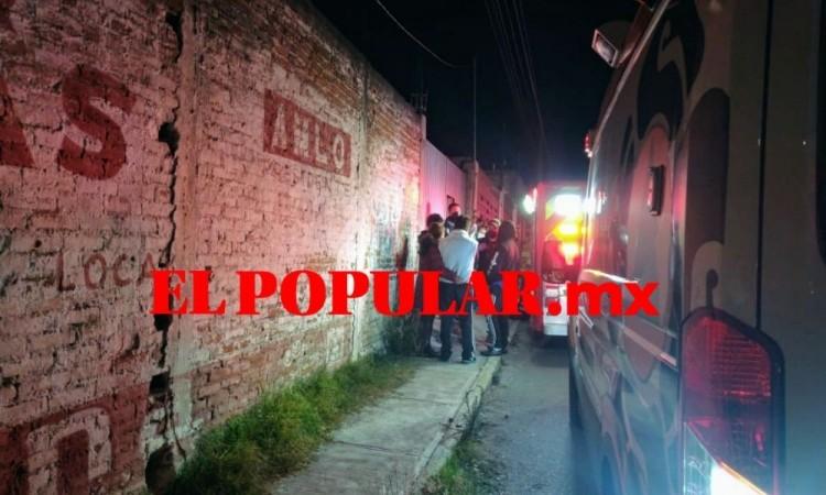 Hombre muere ahogado en cisterna en la junta auxiliar Ignacio Romero Vargas