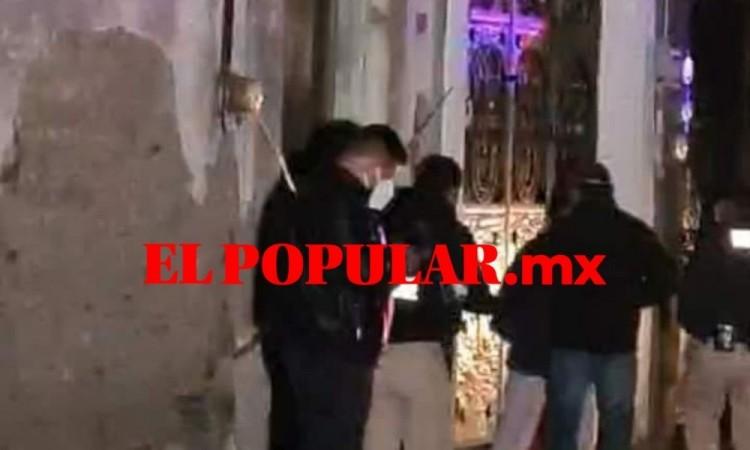 Asesinan a mujer a puñaladas en su domicilio en San Pedro Cholula