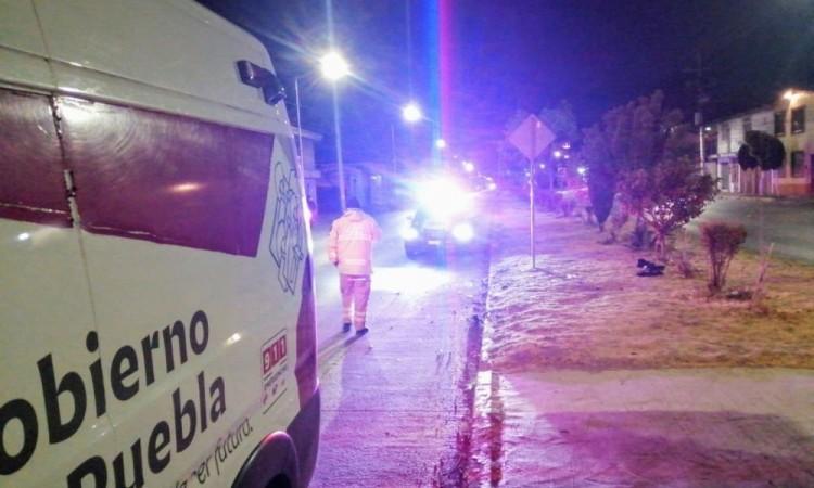 Doctor estuvo a punto de provocar choque con ambulancia por conducir en sentido contrario