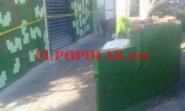 Mujer en situación de calle muere en banca de concreto