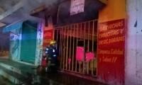 Bomberos sofocan dos incendios al sur de la ciudad de Puebla