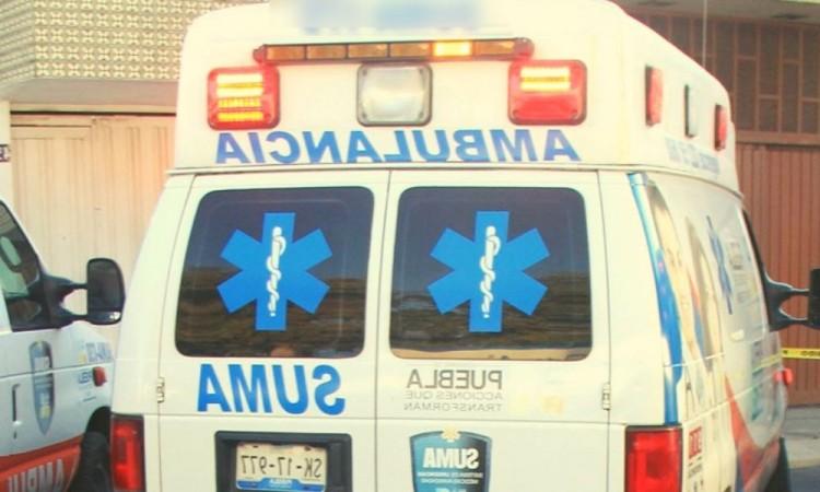 Familiares de paciente Covid agreden a paramédicos del SUMA en colonia Aquiles Serdán
