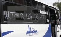 ¡Con las manos en la masa! Arrestan a tres asaltantes en la ruta Angelópolis en la Vía Atlixcáyotl