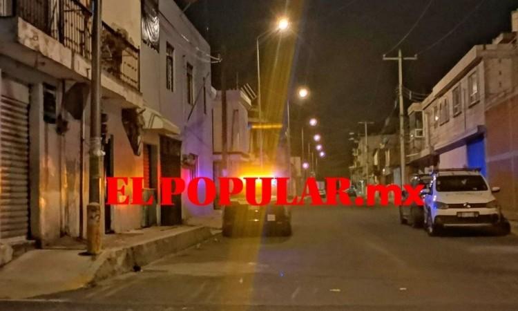 Fallece hombre por intoxicación etílica en la colonia San Antonio Abad