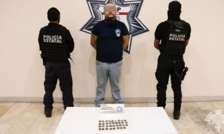 Cae presunto narcomenudista y tratante de personas: Operaba desde la 10 Poniente