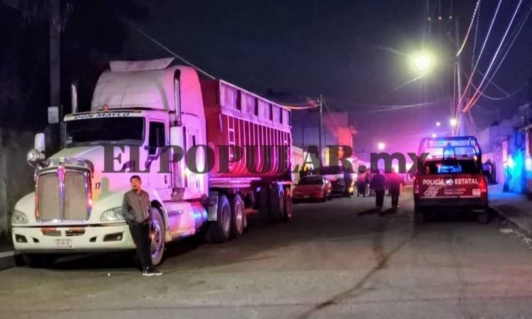 Explosión e incendio deja seis personas heridas en Guadalupe Hidalgo