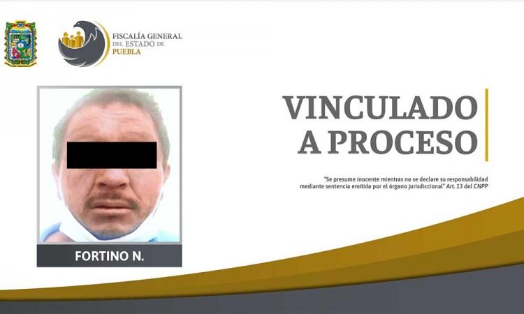 Sujeto detenido por intento de homicidio es vinculado a proceso en Tepatlaxco de Hidalgo