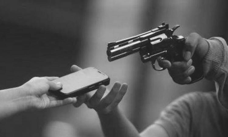 Delincuentes asaltan a pasajeros de transporte público y efectúan disparo en San Pedro Cholula
