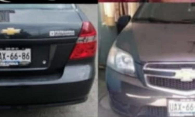 Delincuentes se hacen pasar usuarios para asaltar y robar autos de dos trabajadores del volante en Puebla