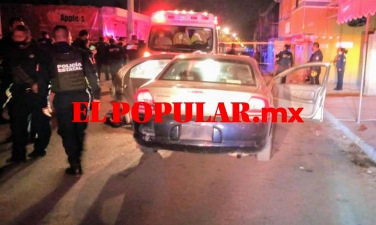 Asesinan a dos en riña en calles de la colonia Agrícola Ignacio Zaragoza
