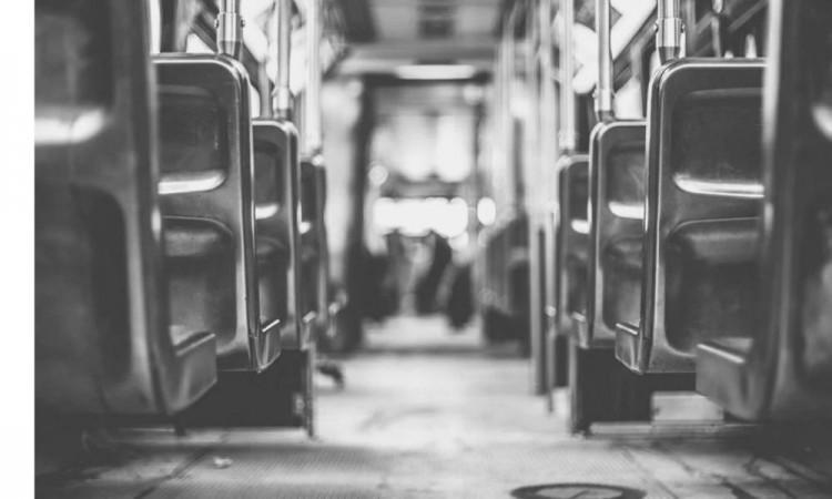 Atraco en transporte público en la colonia Constitución Mexicana