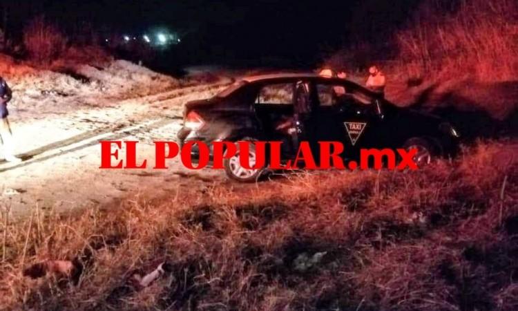 Taxista asesinado a puñaladas en asalto en Izúcar de Matamoros