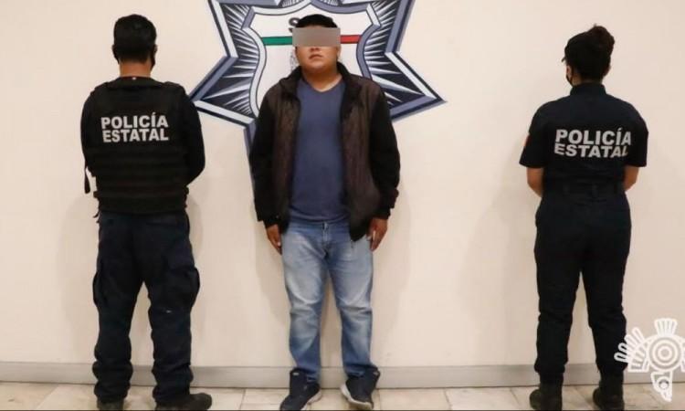 Detiene a presunto prestamista ilegal del sistema 'gota a gota'