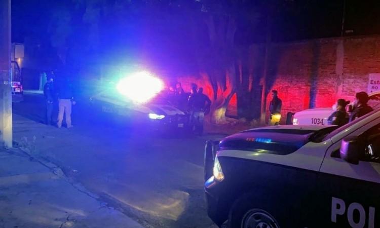Detienen a asaltante menor de edad en la colonia San José Mayorazgo