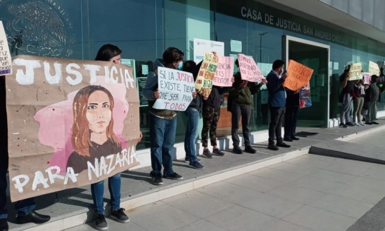 Presuntos feminicidas de Nazaria Iraís seguirán en prisión