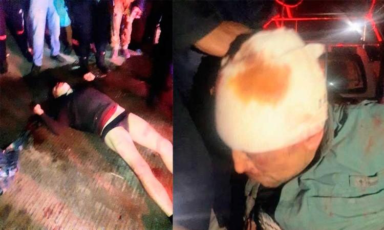 Linchan a dos sujetos por intento de robo de vehículo en Tlahuapan