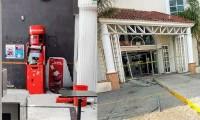 Intentan robar cajero automático en Plaza Real, ubicada en Rafael Lara Grajales