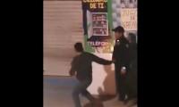 Policías son despojados de sus cargos tras golpear a dos sujetos en Álamos