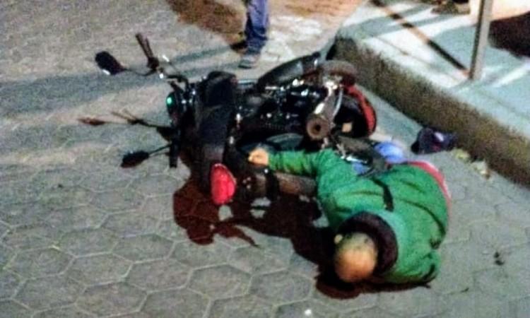 Asesinan a hombre de varios balazos en San Andrés Cholula