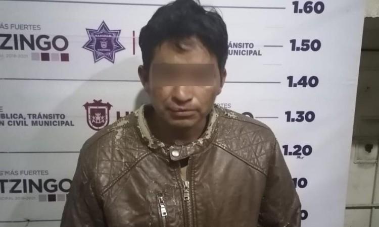 Intento de linchamiento en Huejotzingo