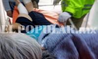 Mujer de la tercera edad es atropellada por ruta al cruzar la Calzada Zavaleta