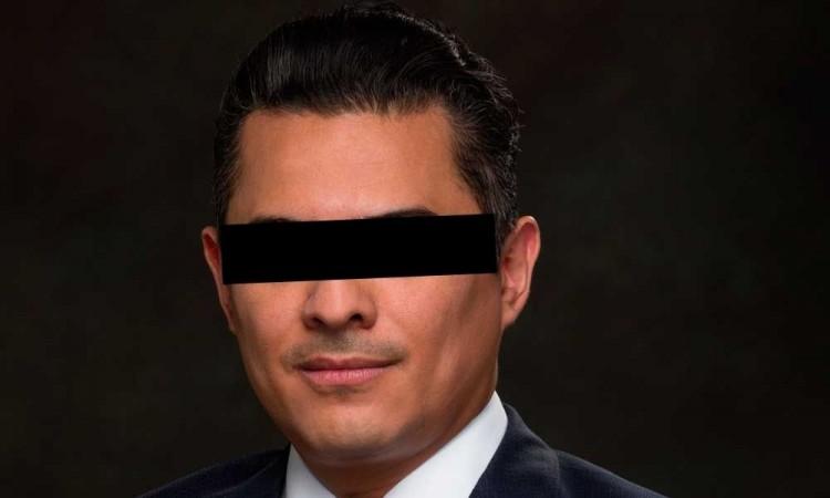 Detienen a Alfonso Siriako magistrado del TJAEP por desvío de recursos
